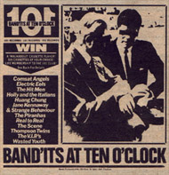 Band'Its at Ten O'clock (1980) - features studio cut of Independence Day