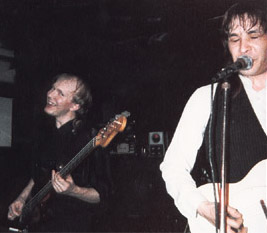 Sheffield Limit Club 29.11.85 - picture by Mark Finnigan
